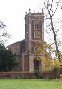 St Mary Magdalene Church, Willen