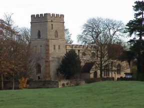 St Andrews Church, Great Linford