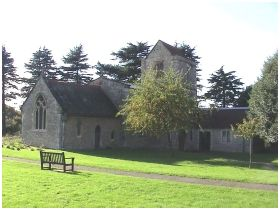 Bradwell Church